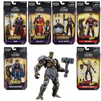 Marvel Legends Cull Obsidian Wave Complete set All 6 Unopened figures