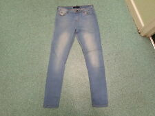 "Select Skinny Jeans Size 12 Leg 31"" Faded Medium Blue Ladies Jeans"