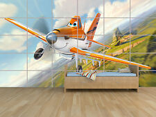 Flat Disney Poster Massive Huge Room Kids Room Games Children 252cm x 150cm
