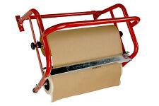 "Fast Mover FMT4000 Masking Sheet Paper Dispenser 18"" 450mm Wall Hanging Mount"