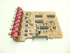 MARANTZ SR780 U RECEIVER PARTS - board - audio input  3120-004-55550