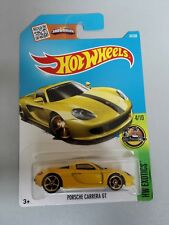 HOT WHEELS PORSCHE CARRERA GT 74/250