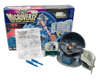 1997 Vintage Kenner Batman Microverse Batman Mr Freeze Observatory Playset Rare