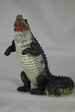 JUMPING CROCODILE OR ALLIGATOR MODEL - GREAT GIFT - COLLECTOR'S MODEL - CROC