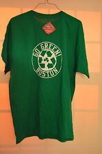 Chowdaheadz Go Green Boston Tee shirt Mens size L new with tags