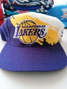 Los Angeles Lakers, NBA Base- Cap, 90er