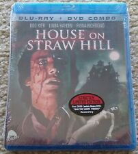 NEW! SEALED! House on Straw Hill Blu-Ray/DVD 3-Disc LIMITED EDITION Severin
