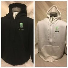 Monster Energy Drink Claw Hoodie jacket Sizes XS - 3XL