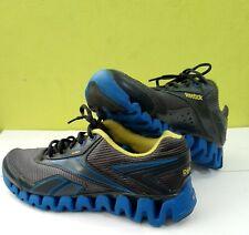 Mens Reebok Zigtech Sneakers  Sz 5.5 US / 37 EUR 104753817 Blue Shoes Running