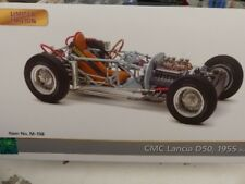 1/18 CMC Lancia D50 1955 Rolling Chassis M-198