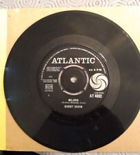 Bobby Darin Milord/ Golden Earrings 45 rpm Vinyl Single
