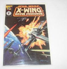 Star Wars comics Dark Horse x  Wing  Rogue Squadron 1/2 book comic book day 414