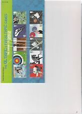 2009 ROYAL MAIL PRESENTATION PACK OLYMPIC PARALYMPIC GAMES 1ST ISSUE