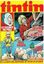 B17- Tintin N°275 Flash Gordon,Villard de Fer,papilio