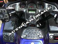 Honda Gold Wing Dash Trim Kit 2001 02 03 04 05 06-2008