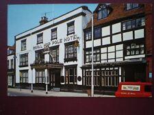 POSTCARD GLOUCESTERSHIRE TEWKESBURY - THE ROYAL HOP POLE HOTEL