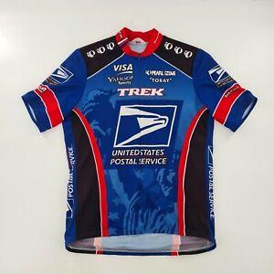 Mens Sz XL Pearl Izumi USPS Trek Cycling jersey