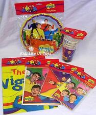 ~ Wiggles - PARTY PACK FOR SIX - 47 Pieces