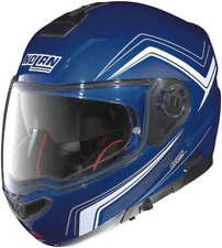 nolan n104 absolute 050 Como bleu casque moto amovible - XL PROMO