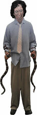 Snake Handler Animated Halloween Prop Haunted House Distortions Scary Decor