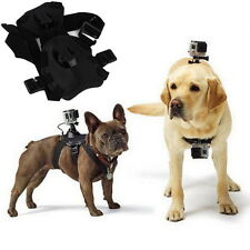 Action camera Dog Fetch Harness Chest Strap Shoulder Mount For Go Pro Hero 4 3 2