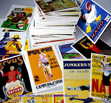 LOT CPA CARTES POSTALES DESIGN OU LOT REVENDEUR (lot cards neuf)