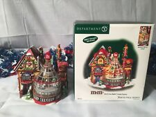 NEW DEPARTMENT 56 NORTH POLE SERIES NORTH POLE M&M'S CANDY FACTORY #56773