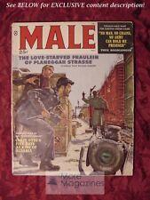 MALE Magazine March 1959 Mark Sufrin Stefan Gazel Andrew Bonar Norman M. Lobsenz