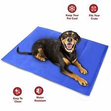 """Whoa Broke Supply Pet Gel-Infused Cooling Mat for Dogs & Cats  25.7"""" x 19.7"""""""