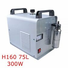 300W Oxygen Hydrogen HHO Gas Flame Generator Torch Acrylic Polisher Machine H160