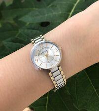 Anne Klein Watch * 1871SVTT Stylish 2 Tone Gold & Silver Steel Women COD PayPal