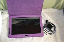 Samsung Notebook 16GB, & purple cover, 2 packs Mini Scandisk w adaptor MINT