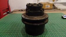 MINI EXCAVATOR TRACK DRIVE ASSEMBLY 1320033, 82000, SOM AXIAL PUMP, N.O.S