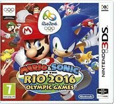 Mario and Sonic at The Rio 2016 Olympic Games Nintendo 3DS 2DS