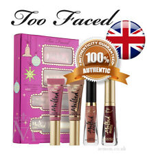 Too Faced Under the kissletoe Melted lipstick set or separate GENUINE limited