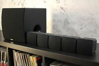 YAMAHA NS P280 Compact 5.1 Surround Home Theater Loudspeaker System + Subwoofer