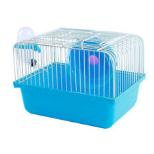 New listing 1pc Hamster Cage Premium Portable Chinchilla Hamster Travel Cage Pet Supplies