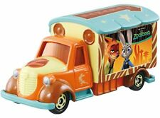 TAKARA TOMY Tomica Disney Motors Goody carry Disney Zootopia New from Japan