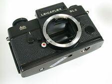 LEICA Leicaflex SL-2 SL2 black body Gehäuse analog mechanic top model  /15