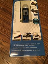VuPoint Magic Wand Portable Scanner with Color LCD Preview Display ST440BU.