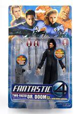 ToyBiz - Fantastic Four 4 - Two-Faced Dr. Doom Action Figure