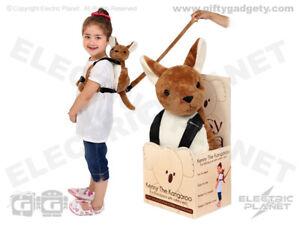 Kenny Kangaroo Backpack & Toddler Safety Reins