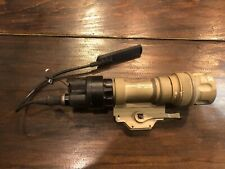 Surefire M952V White / Ir Tactical Light for long barrelW/pressure Switch