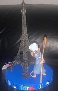 Ratatouille Paris Statue Figurine DLP Disney