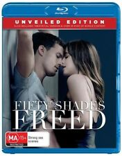 Fifty Shades Freed (Blu-ray, 2018)