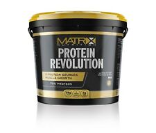 PROTEIN | WHEY | BEEF | ISOLATE | EGG WHITE| PROTEIN REVOLUTION MATRIX NUTRITION