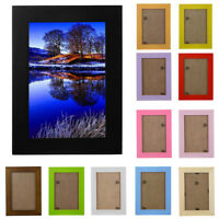 Home Decora Wooden Picture Frame Photo Frame Poster Frame Wall Mounted Hanging