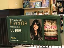 The Mister London by E. L. James (Paperback, 2019)