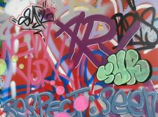 Photo Fine art - Oeuvre de SYR - Edition limitée - Collector - Street art urban