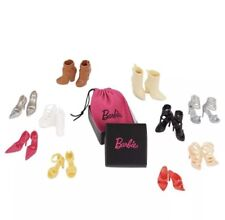 New Barbie Shoe Pack Clothing Lot Fashion Set